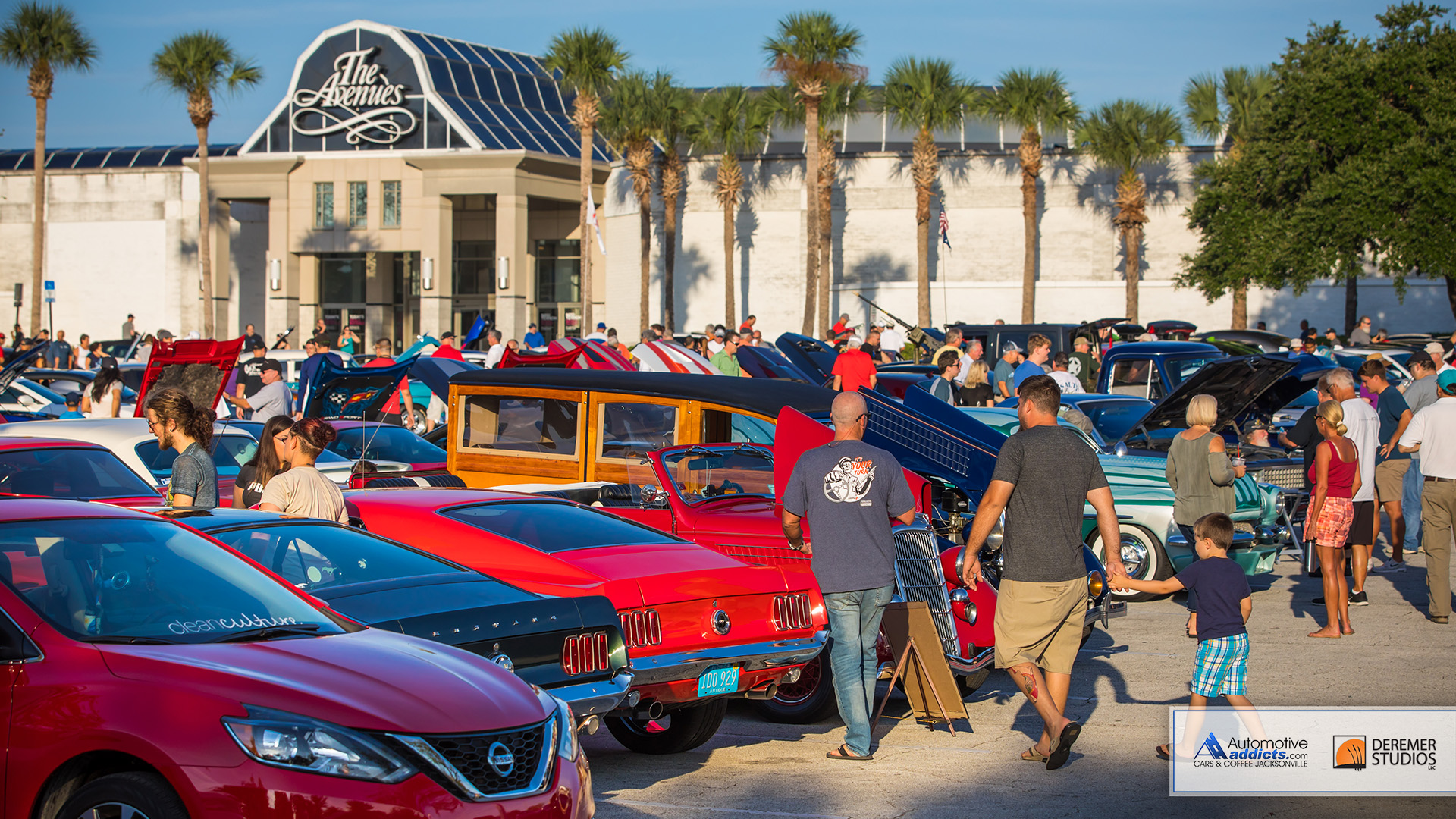 Automotive Addicts Cars & Coffee August 2017 Celebrates Local ...