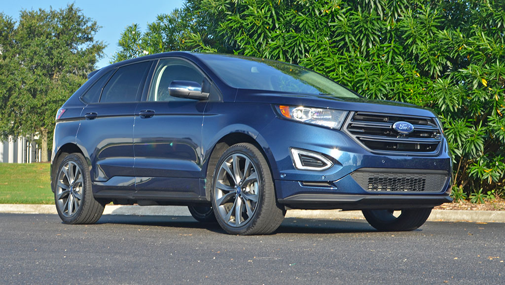 Ford Edge Sport Low