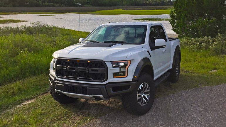 2017 Ford F-150 Raptor SuperCab Review & Test Drive