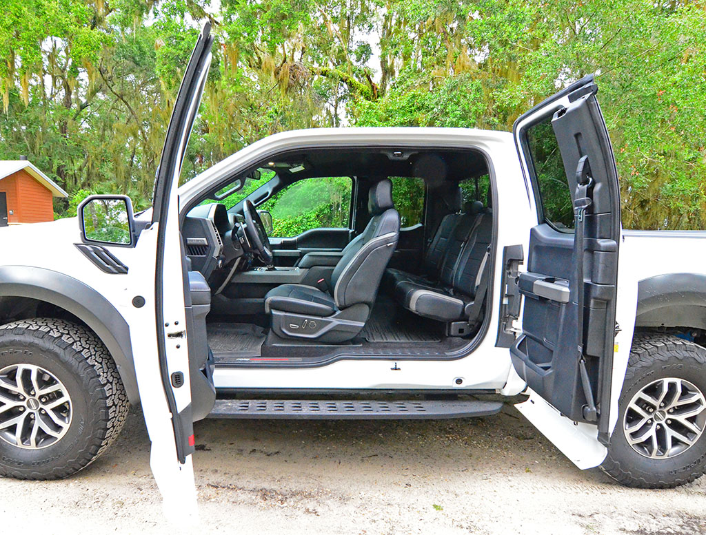 Ford Trailer Backup Assist >> 2017 Ford F-150 Raptor SuperCab Review & Test Drive