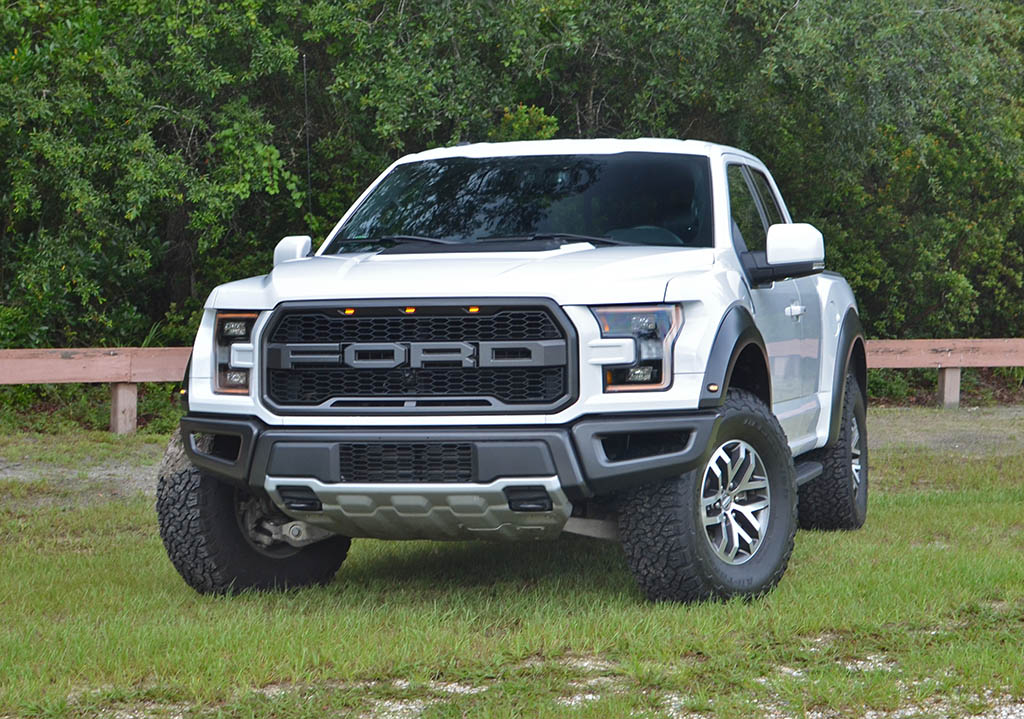 2017 Ford F 150 Raptor Supercab Review Amp Test Drive