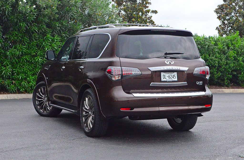 See Also 2016 Infiniti Qx80 Awd Limited Review Test Drive
