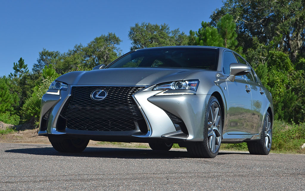 The Lexus Gs Has Always Been An Admirable Vehicle Since Its Conception To Bring A Fight German Midsized Sedan Compeion In Fourth Generation