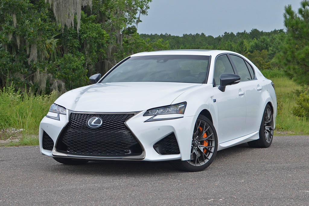 2017 lexus gs f quick spin review amp test drive