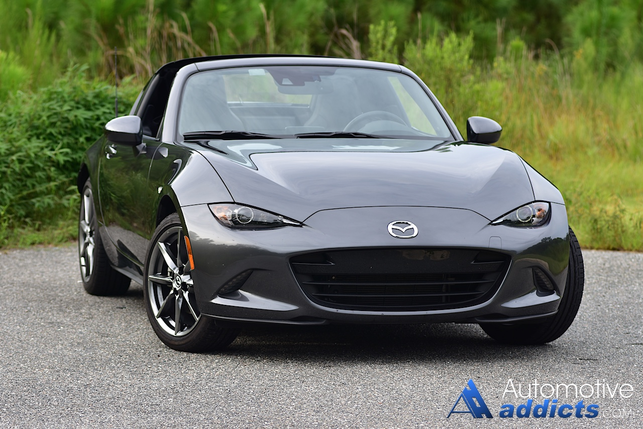 2017 Mazda Mx 5 Miata Rf Review Test Drive