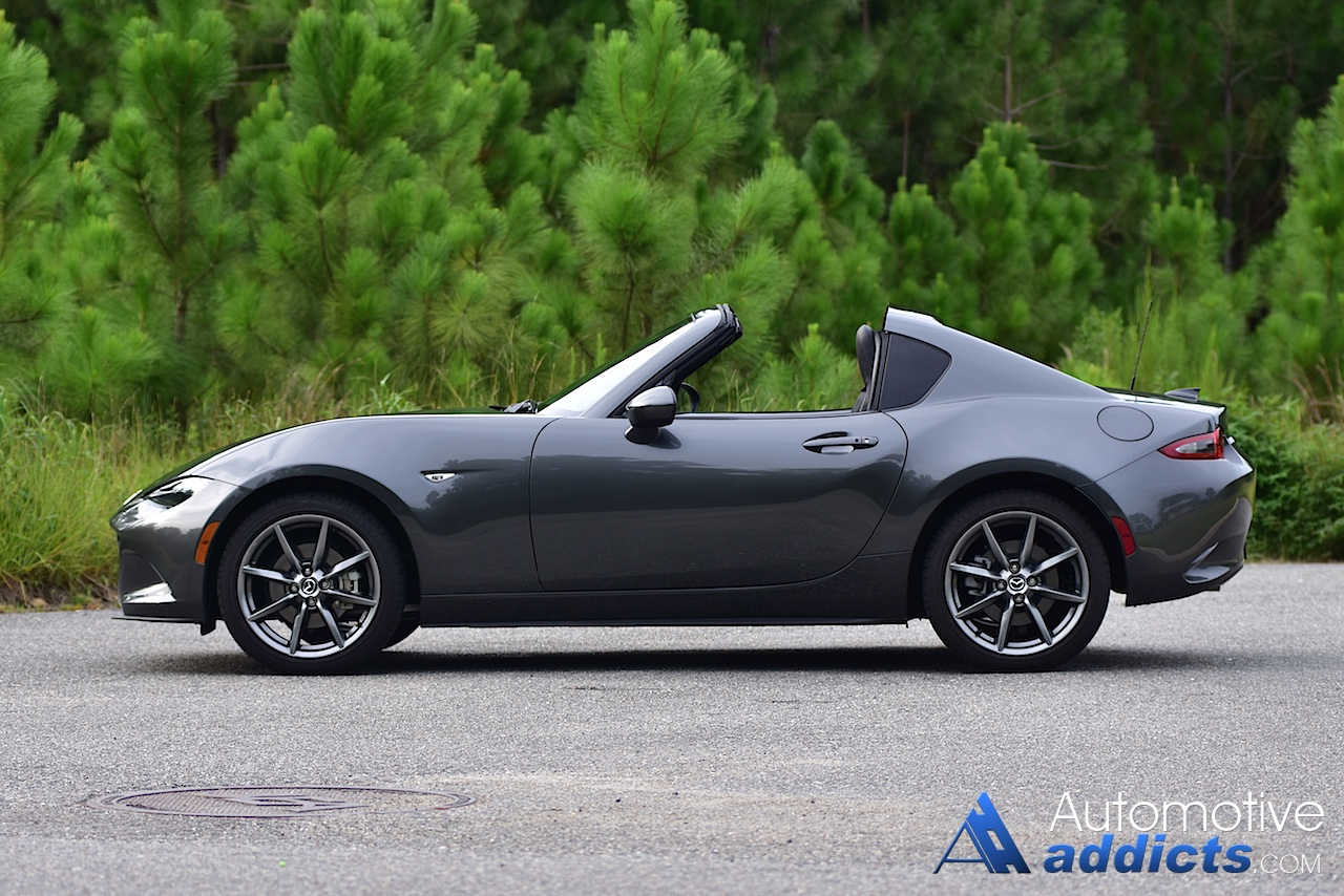 2017 mazda mx 5 miata rf review test drive. Black Bedroom Furniture Sets. Home Design Ideas