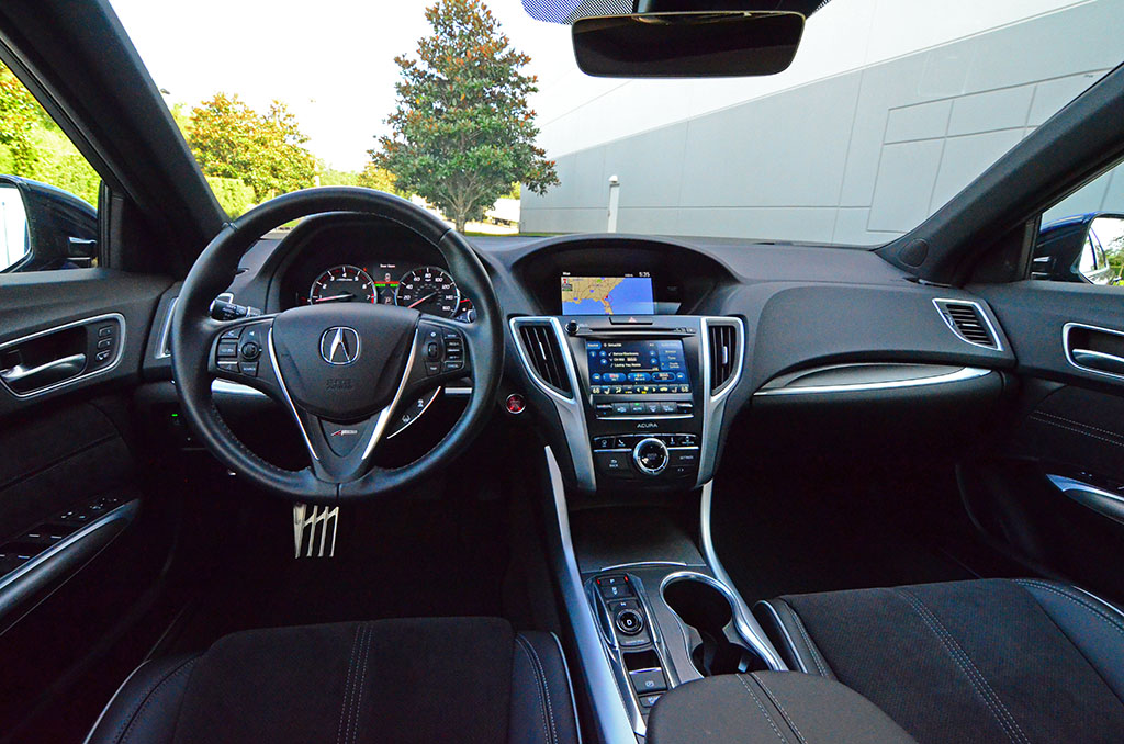 2018 Acura TLX SH-AWD A-Spec Review & Test Drive
