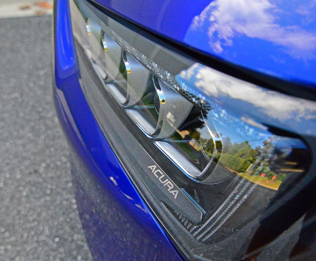 2018 Acura Tlx Shawd Aspec Led Headlight Automotive Addicts
