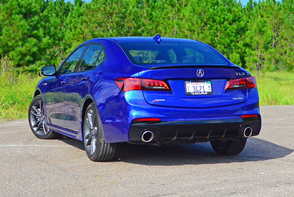 Honda Accord 2018 Spec >> 2018 Acura TLX SH-AWD A-Spec Review & Test Drive