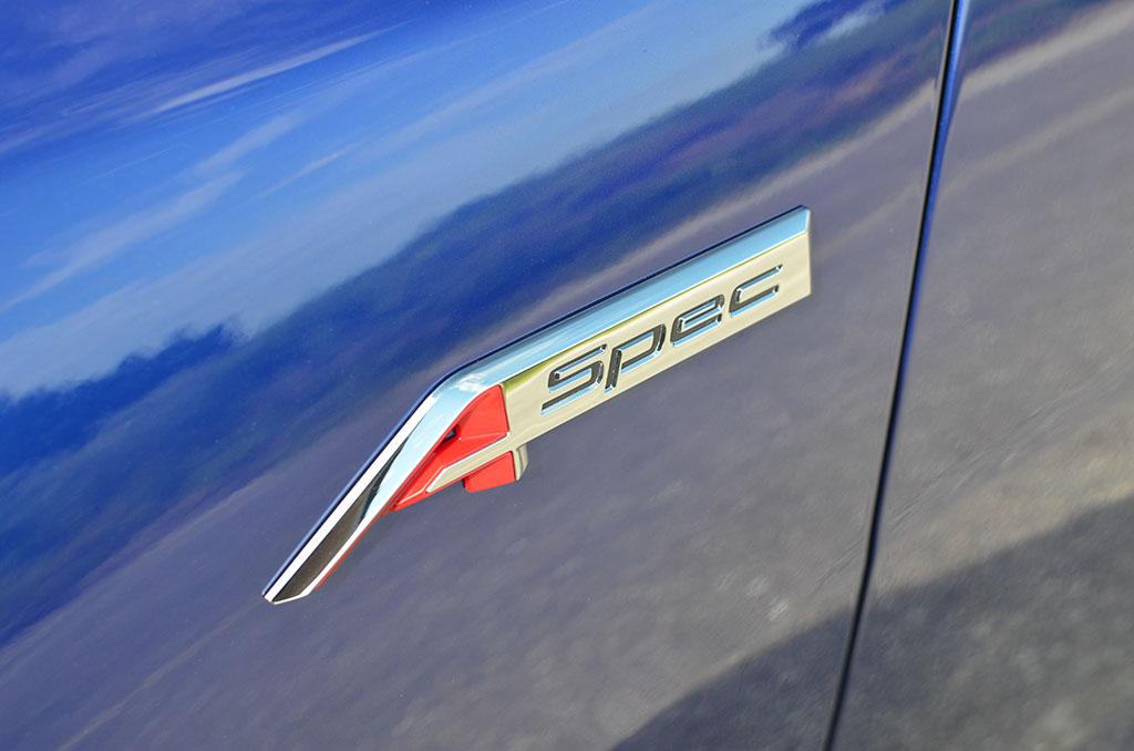 2018 Acura Tlx Shawd Aspec Side Badge Automotive Addicts