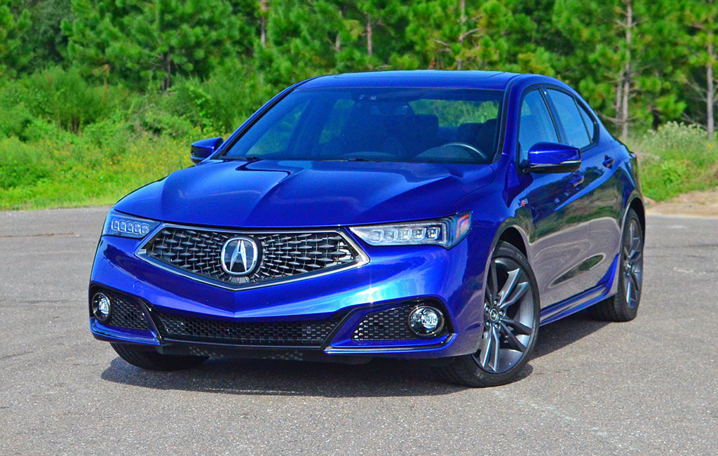 2018 Acura Tlx Sh Awd A Spec Review Amp Test Drive