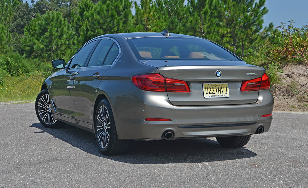 2018 bmw 530e. simple 2018 2018bmw530erear1 intended 2018 bmw 530e