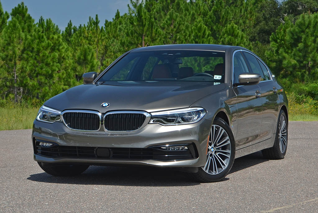 2018 Bmw 530e Plug In Hybrid Review Amp Test Drive