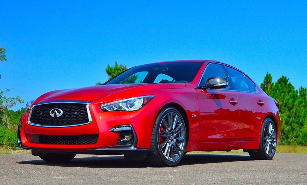 infiniti q50 test drive and review autos post. Black Bedroom Furniture Sets. Home Design Ideas