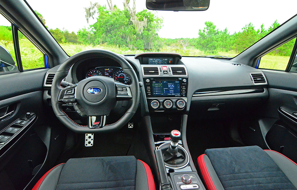 Wrx Sti 0 60 >> 2018 Subaru Wrx Sti Limited Quick Spin Review Test Drive