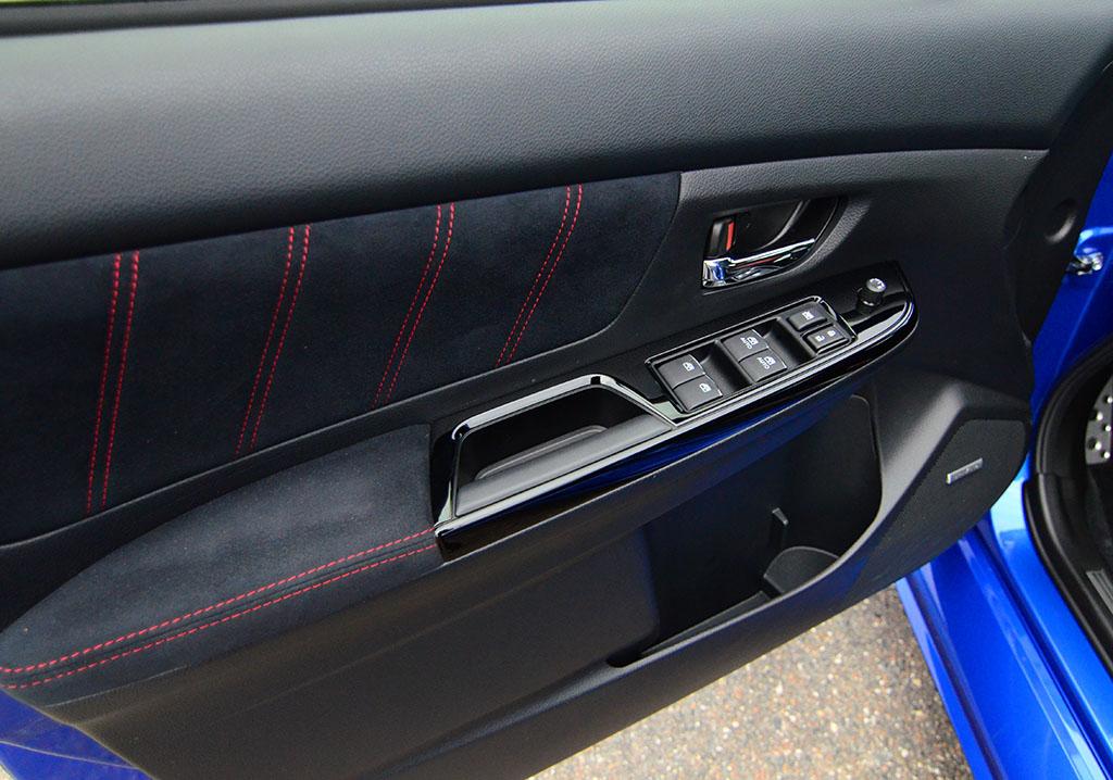 2018 Subaru WRX STi Limited Quick Spin Review & Test Drive