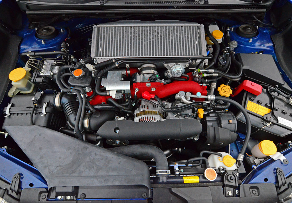 2018 Subaru Wrx Sti Limited Quick Spin Review Test Drive