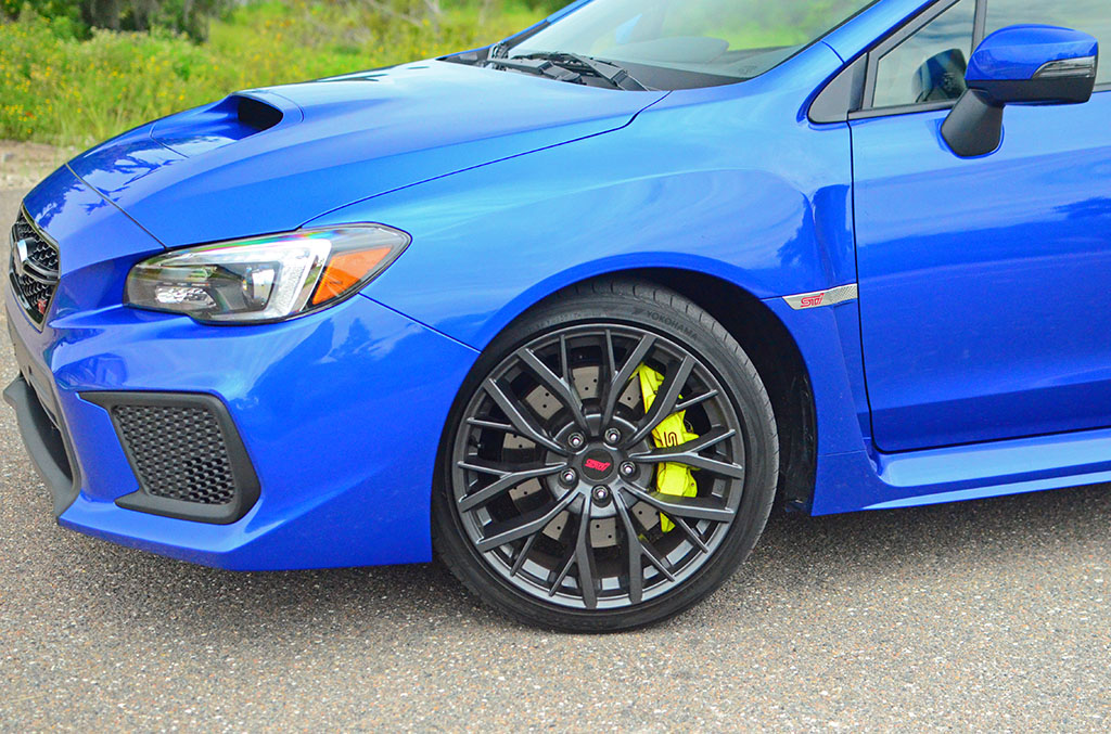 2018 Wrx 0 To 60 >> 2018 Subaru WRX STi Limited Quick Spin Review & Test Drive
