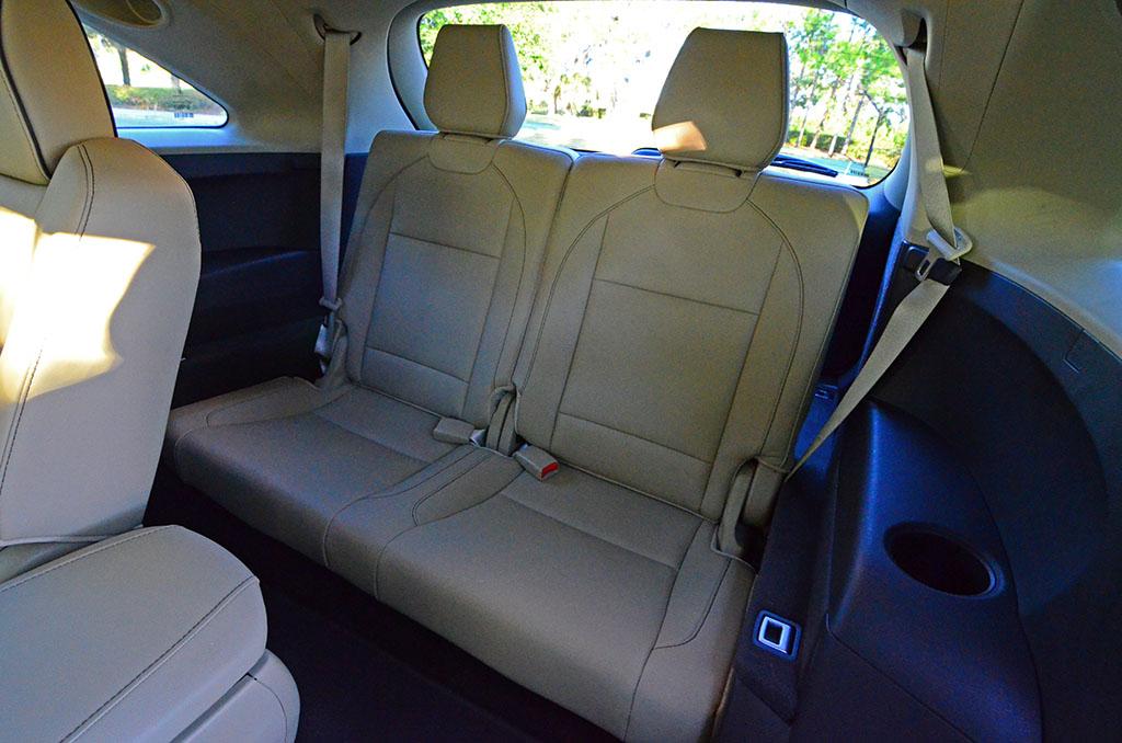 2017 acura mdx sport hybrid 3rd row seats. Black Bedroom Furniture Sets. Home Design Ideas