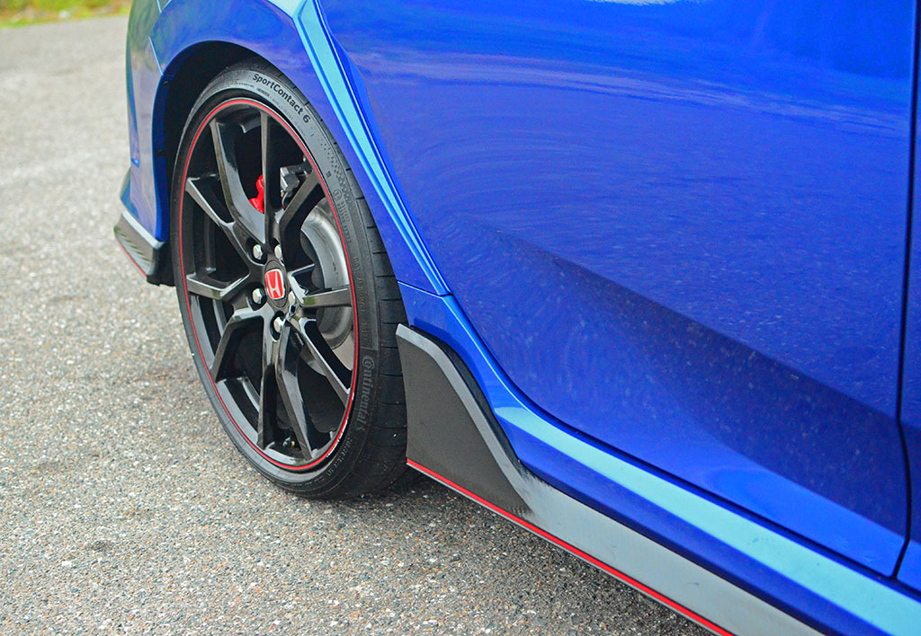 Honda type r rear wheel drive