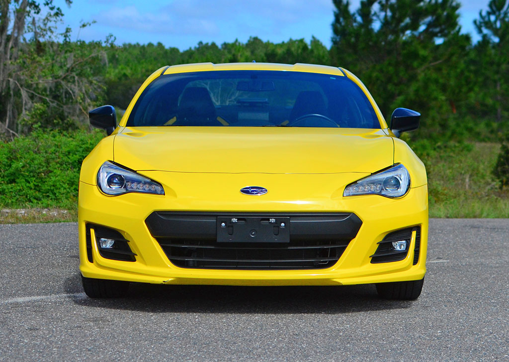 Subaru Brz 0 60 >> 2017 Subaru BRZ Series.Yellow Quick Spin Review & Test Drive