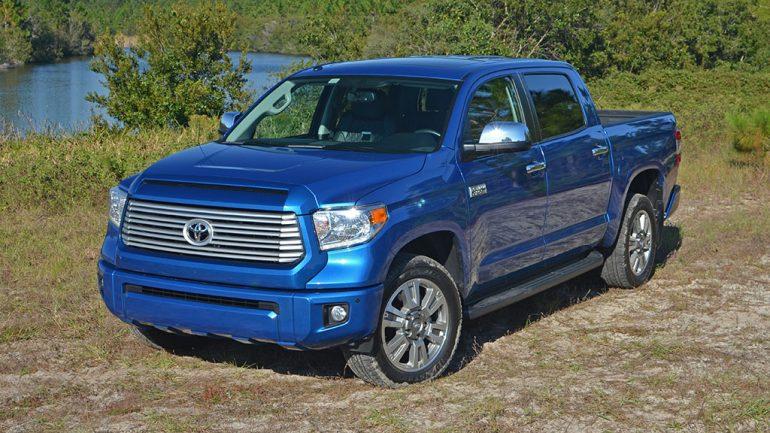 2017 Toyota Tundra Platinum Quick Spin
