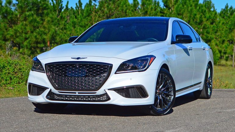 2018 Genesis G80 Sport Review & Test Drive