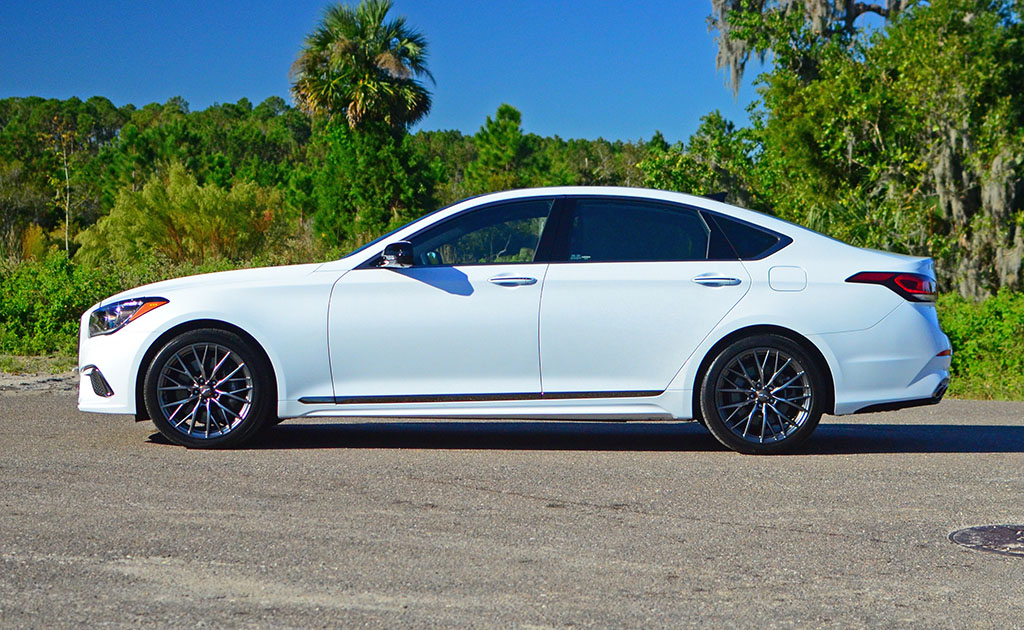 2018 Genesis G80 Sport Review Amp Test Drive