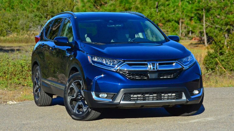 2018 Honda CR-V Touring AWD Review & Test Drive