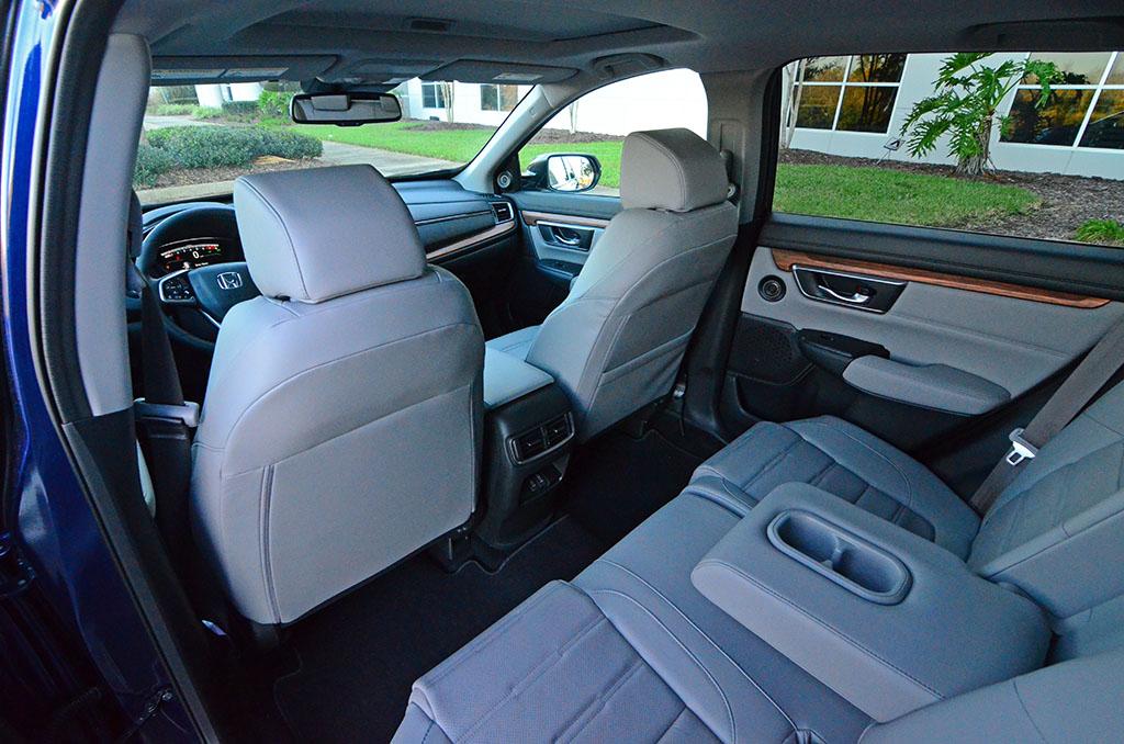 Best Buy Transmission >> 2018 Honda CR-V Touring AWD Review & Test Drive