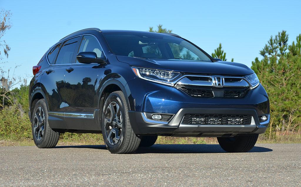 2018 honda cr v touring awd review test drive for Honda crv 2018 price