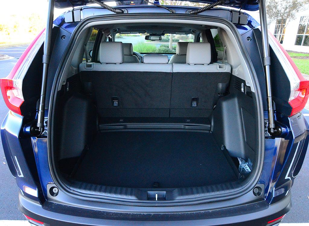 2018 honda crv touring awd review amp test drive
