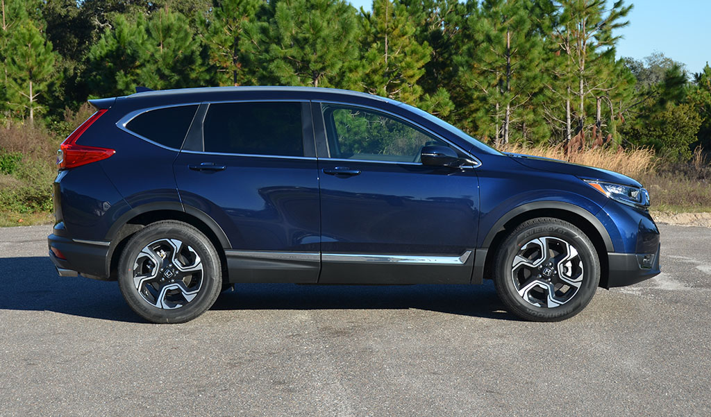 2018 Honda CR-V Touring AWD Review & Test Drive | FendyBt2