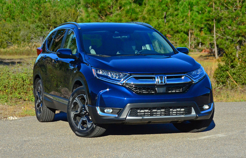 2018 Honda Cr V Touring Awd Review Amp Test Drive