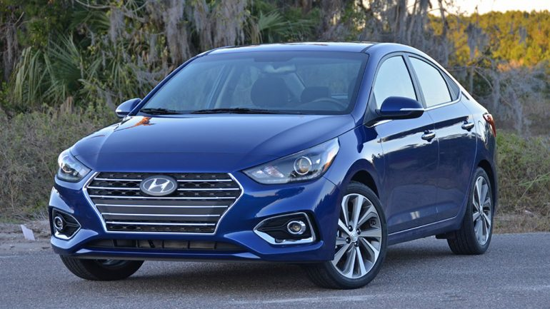 2018 Hyundai Accent Limited First Test Drive Review