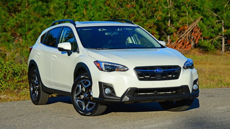 2018 Subaru Crosstrek 2.0i Limited Review & Test Drive
