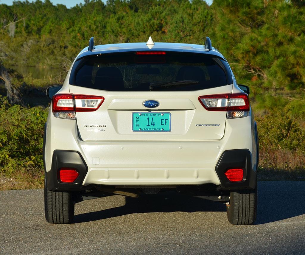 2018 Subaru Crosstrek Transmission: 2018 Subaru Crosstrek 2.0i Limited Review & Test Drive