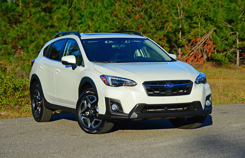 2018 subaru crosstrek limited review test drive. Black Bedroom Furniture Sets. Home Design Ideas