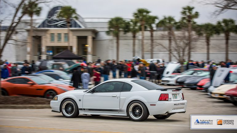 Automotive Addicts Cars & Coffee January 2018 Rings In New Year