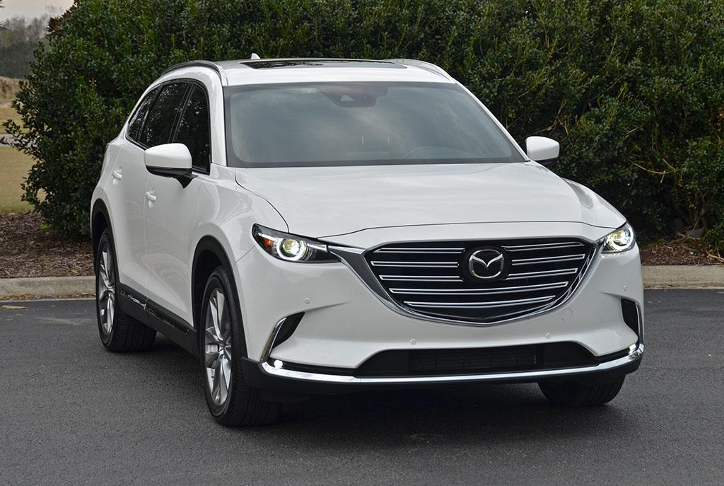 2018 Cx9 >> 2018 Mazda CX-9 AWD Signature Review & Test Drive