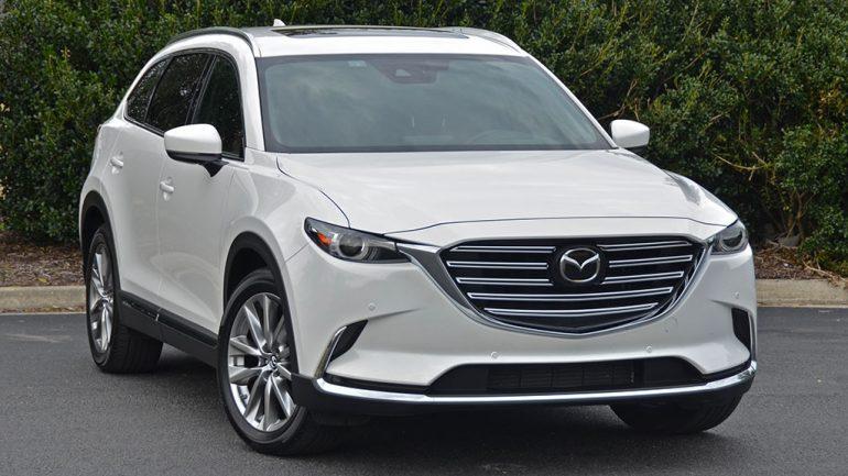 2018 Mazda CX-9 AWD Signature Review & Test Drive