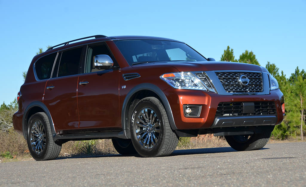Local Toyota Dealers >> 2018 Nissan Armada Platinum Reserve 4×4 Review & Test Drive