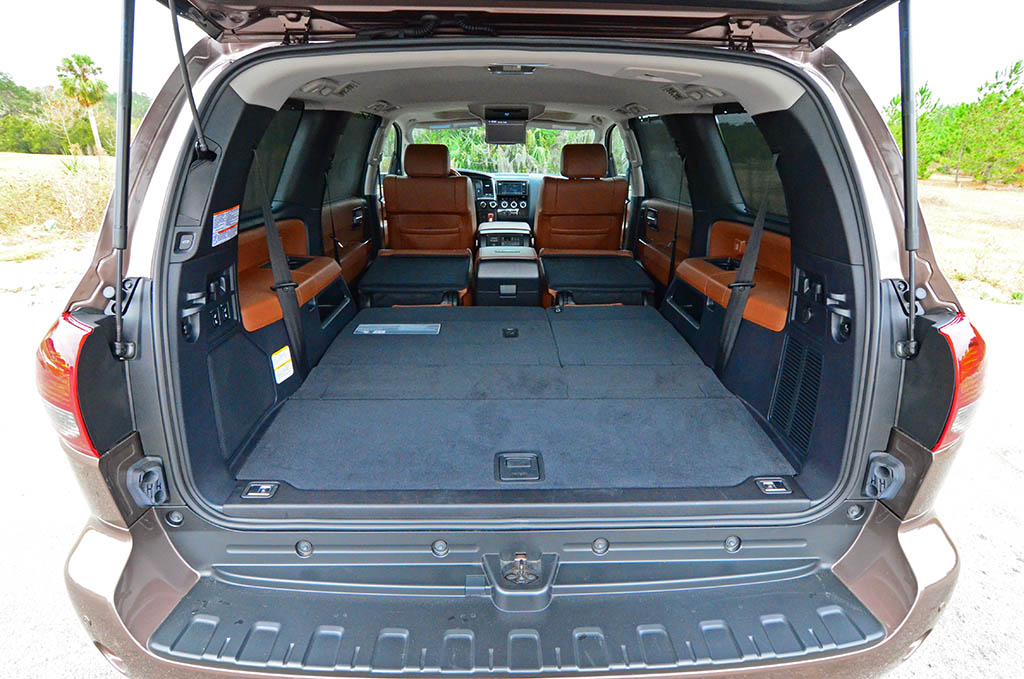 2018 toyota sequoia 4 4 platinum review test drive. Black Bedroom Furniture Sets. Home Design Ideas