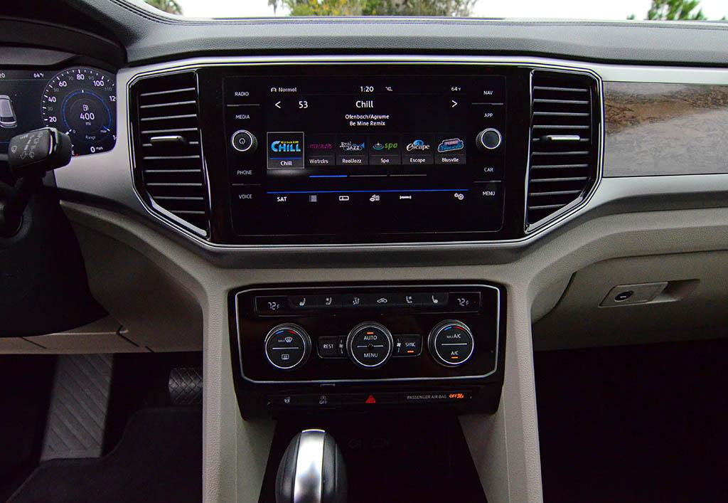 2018 Volkswagen Atlas V6 SEL Premium 4Motion Review & Test Drive