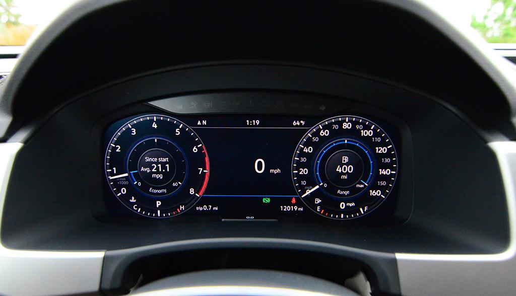 volkswagen atlas  sel premium motion review test drive