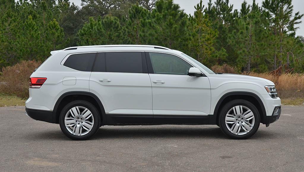 2018 Volkswagen Atlas V6 Sel Premium 4motion Review Amp Test