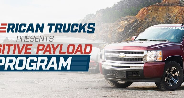 American Trucks: Positive Payload Winter Winners Announced