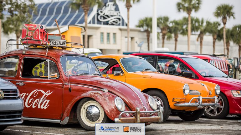Automotive Addicts Cars & Coffee February 2018