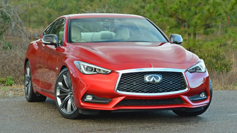 2018 Infiniti Q60 Red Sport 400 Review & Test Drive