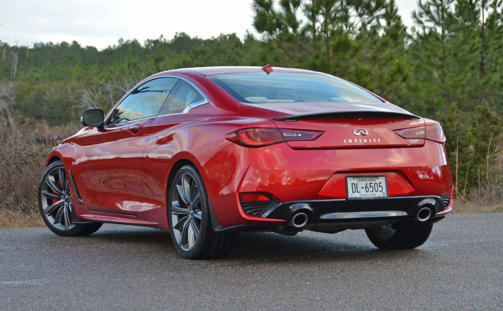 2015 Infiniti Q50 Coupe >> 2018 Infiniti Q60 Red Sport 400 Review & Test Drive